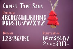 Christ Type Font Duo Product Image 4