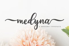 medyna script Product Image 1