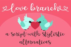 ZP Love Branch Product Image 1