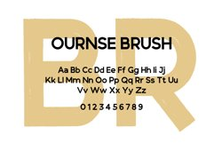 Ourense font duo Product Image 2