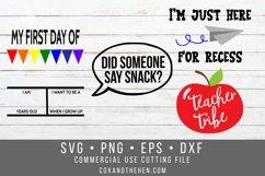 Back to School SVG Bundle Product Image 1