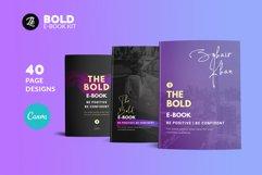 Canva Bold eBook Kit Product Image 1