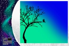 Skinny Tumbler Ombre Bird Wrap Sublimation Product Image 6