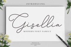 Gisellia Font Family Product Image 2