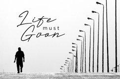 Millan | Oblique Signature Font | Product Image 4