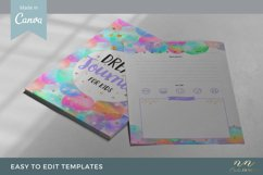 Dream Journal for Kids Canva Template for Printable Products Product Image 5