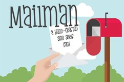 ZP Mailman Product Image 1