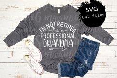 Grandma SVG, Grandmother Svg, Funny Grandma SVG, Funny Svg Product Image 1