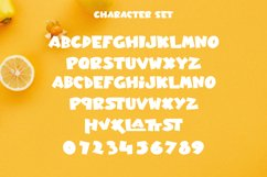 Micetto - Fun Display Font Product Image 7