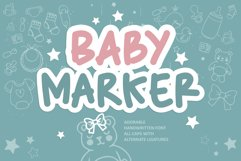 Baby Marker Product Image 1