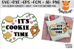 It's Cookie Time CookieSales SVG Product Image 1