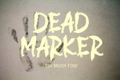 DEAD MARKER Product Image 1
