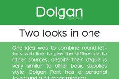 Dolgan Typeface Product Image 4