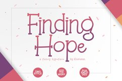 Finding Hope Product Image 1