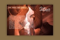 Rosela   Beauty Natural Script Font Product Image 3
