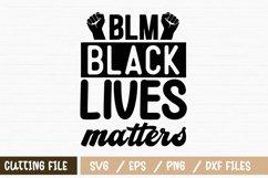 Blm black lives matters svg Product Image 1