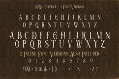 Noxa - Display Font Product Image 5