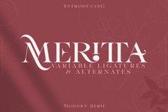 Meritta Serif Product Image 1