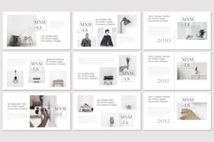Mnmls - Powerpoint Template Product Image 4