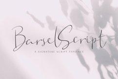 Web Font Barsel Product Image 1