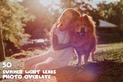 50 Summer Light Leaks Photo Overlays Product Image 2