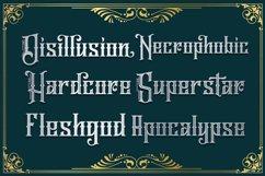Jailetter Typeface Product Image 5