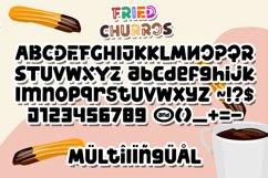 Fried Churros Product Image 6