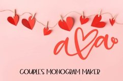 Couples Monograms - Initials perfect for Weddings! Product Image 1