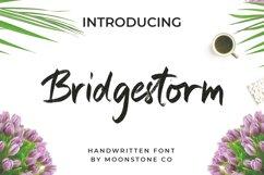 Bridgestorm Handwritten Font Product Image 1