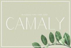 Camaly   san serif Product Image 1