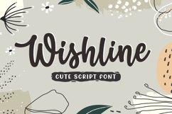 Wishline - Cute Script Product Image 1