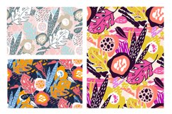 Abstract trendy pattern set Product Image 5