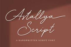 Astallya Script Product Image 1
