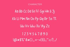 Babybo Cute Display Font Product Image 6