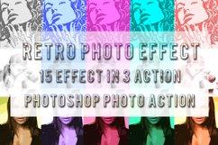 Retro Photo Action Product Image 1