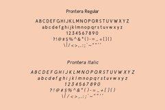 Prontera Sans Product Image 5