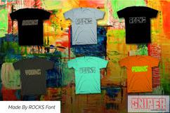 ROCKS Font Product Image 4