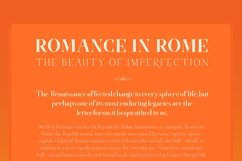 Marschel | a Classy Roman Typeface Product Image 3