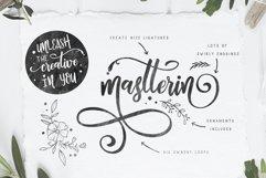 Designers font Bundle 11 Fonts Product Image 10