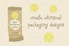 Strawberry Cake Whimsical Font Product Image 5