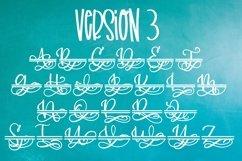 Monogram Bundle - FIVE Styles Including a Split Monogram! Product Image 3