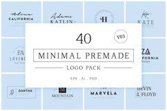 1200 Premade Logos Mega Bundle Product Image 8