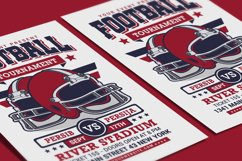 American Football Tournament Product Image 3
