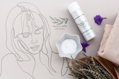 Line Art Woman Portraits Product Image 5