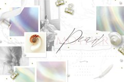 Holographic Pearl - Texture plus FREE Floral set Product Image 2