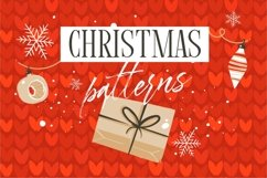 Christmas patterns Product Image 1