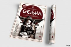 Geisha Night Flyer Template V5 Product Image 3