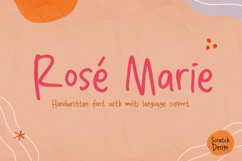 Rose Marie Product Image 1