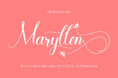 Maryllen Product Image 1