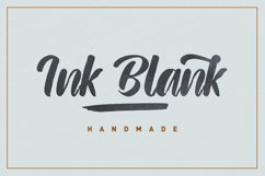 Ink Blank Product Image 1
